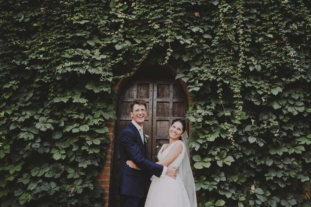 Il matrimonio dal sapore antico di Francesca e Luca